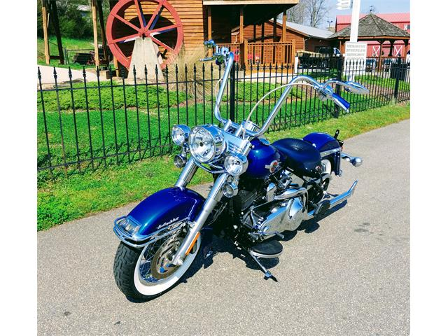 Picture of '16 Heritage Softail - P3GI