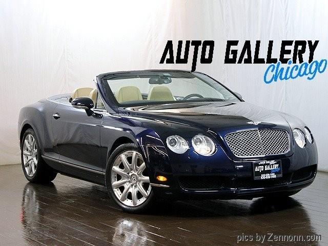 Picture of '08 Bentley Continental GTC Offered by  - P9L9