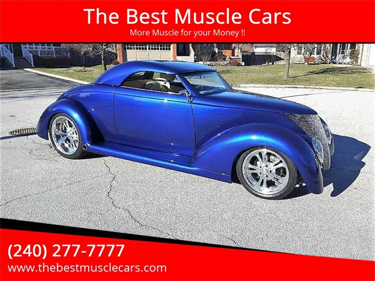 Large Picture of '37 Street Rod - P9LO