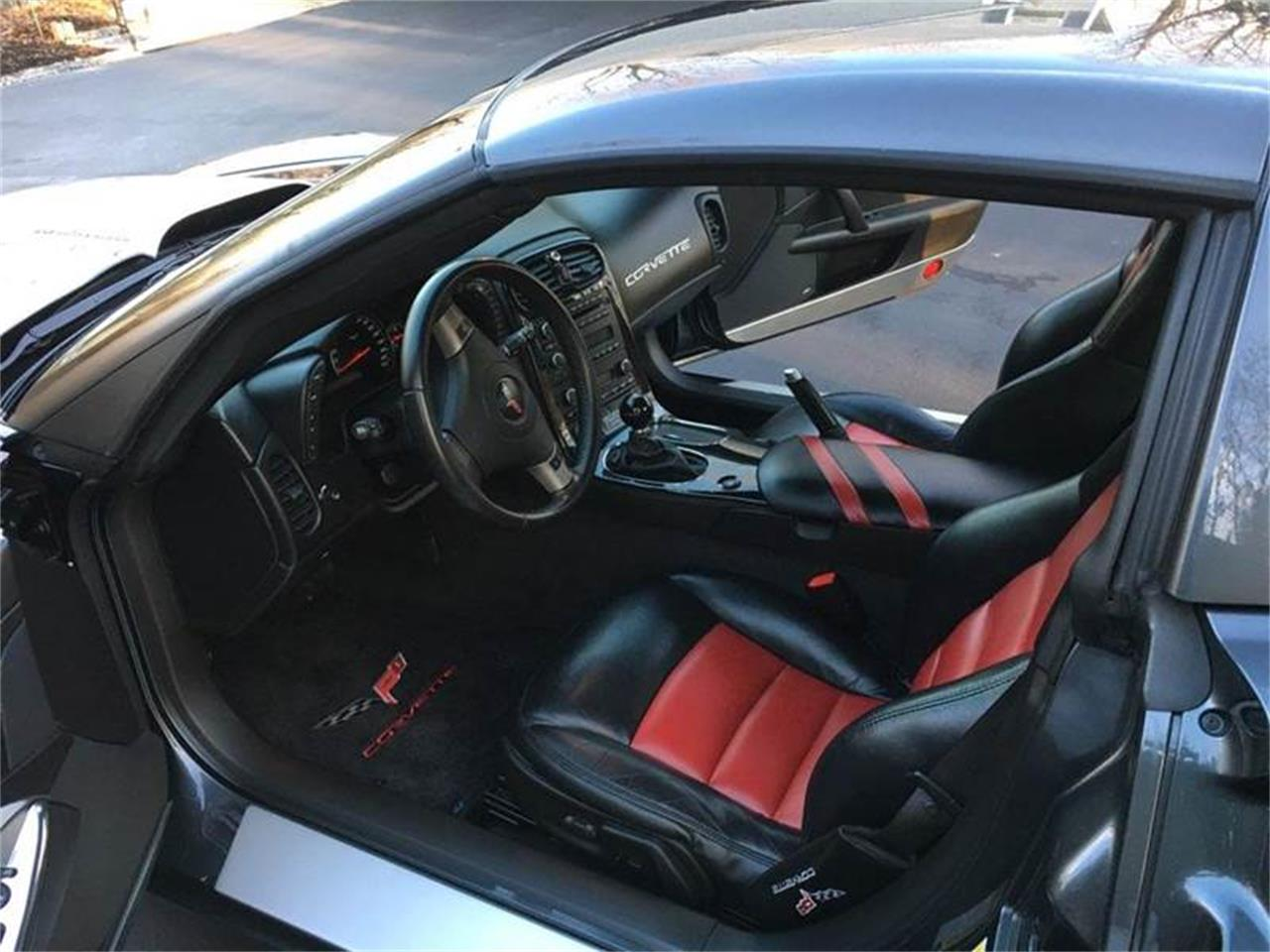 Large Picture of '09 Corvette - P9LP
