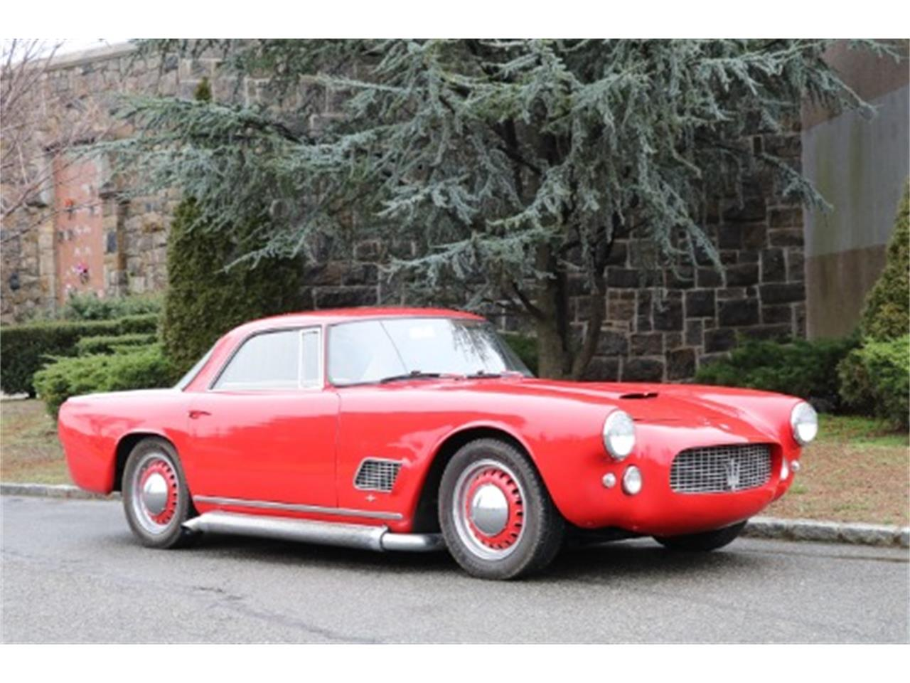 Large Picture of Classic '61 Maserati 3500 located in Astoria New York - P9LV