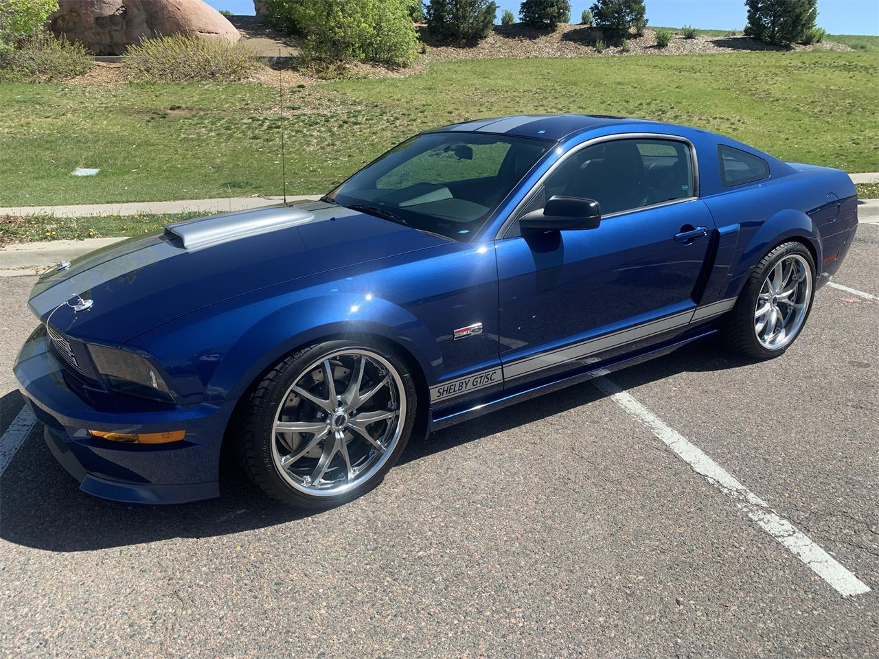 Large Picture of '08 Mustang - P3GN