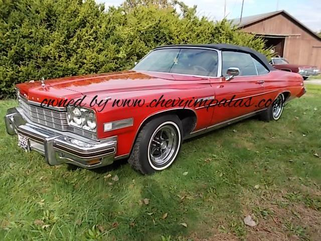 Picture of 1975 LeSabre located in Ohio Offered by  - P3GO