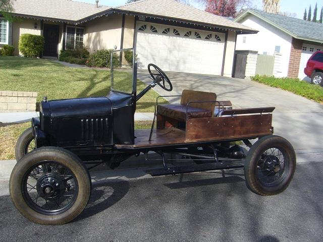 Picture of '18 Model T - P3GP