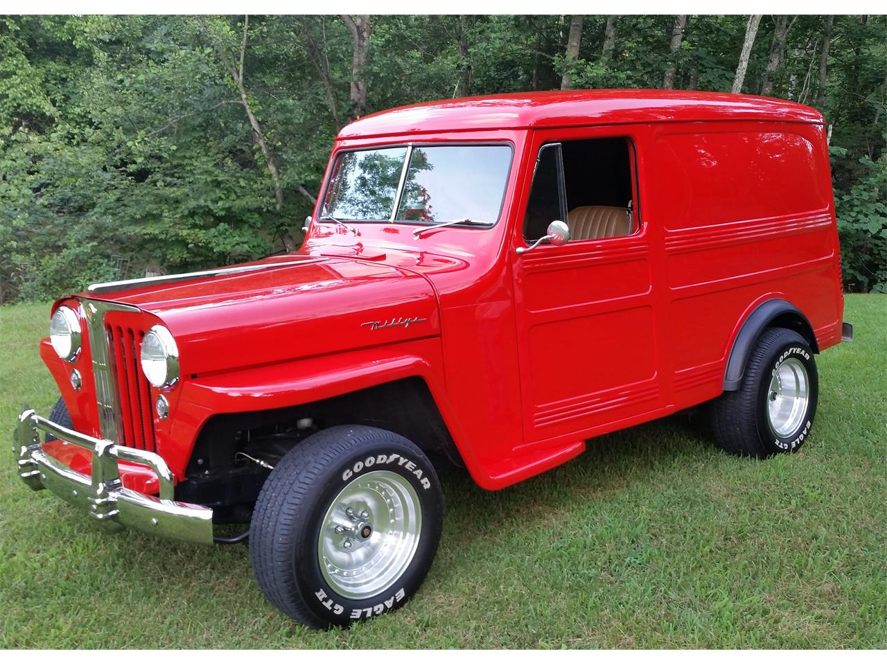 Large Picture of Classic 1947 Willys Overland Station Wagon - $56,000.00 Offered by a Private Seller - P9N7