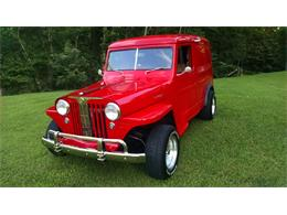 Picture of Classic '47 Willys Overland Station Wagon located in Tennessee Offered by a Private Seller - P9N7