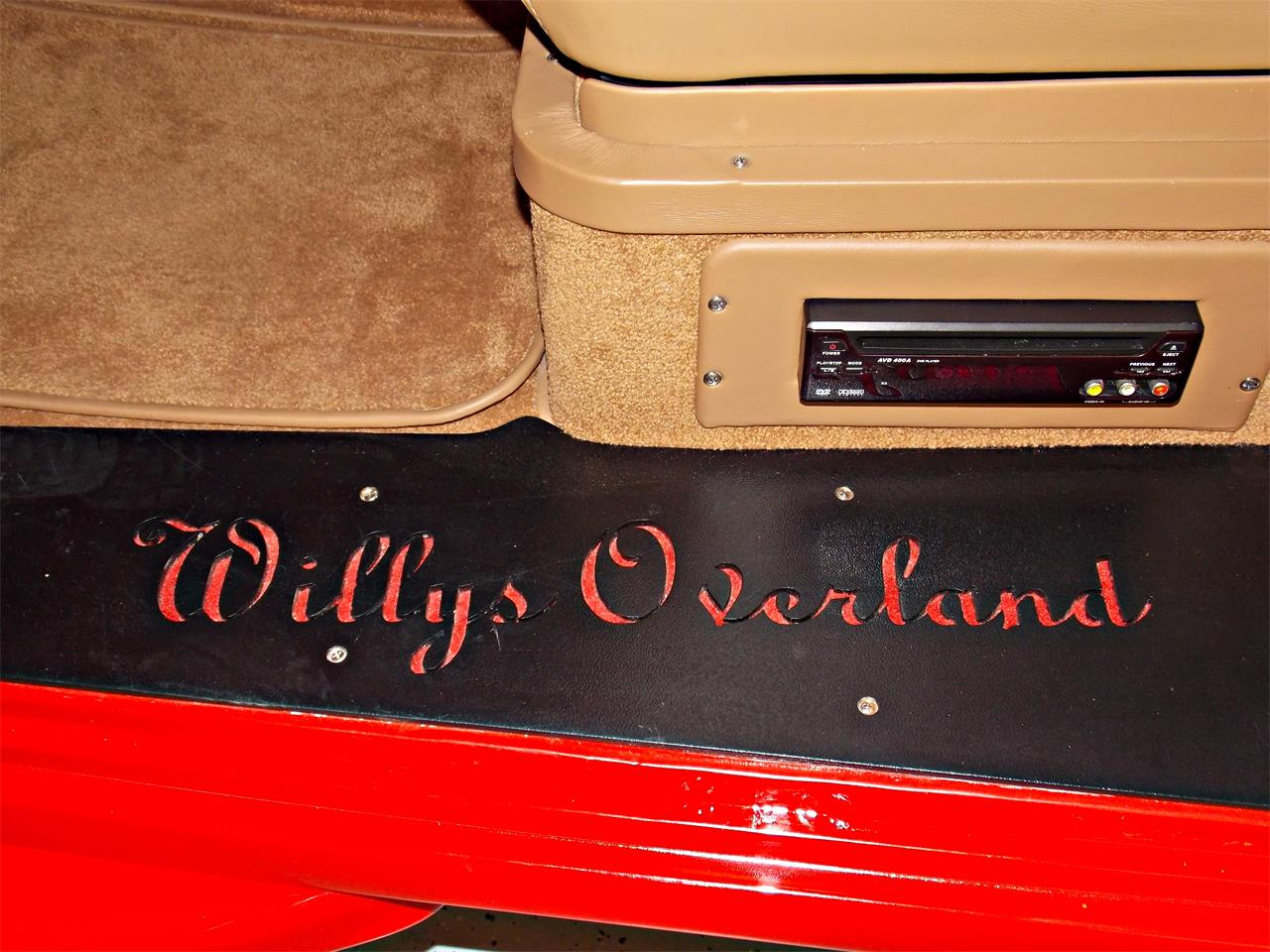 Large Picture of Classic '47 Overland Station Wagon located in Tennessee Offered by a Private Seller - P9N7