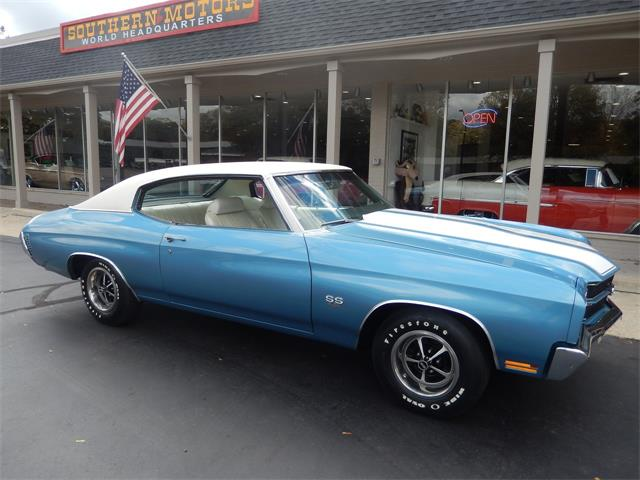 Classic Chevrolet Chevelle Ss For Sale On Classiccars Com