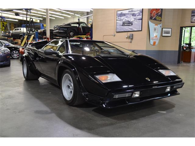 Picture of '86 Countach located in New York Auction Vehicle - P9NA