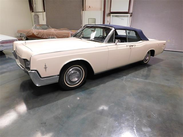 Picture of '66 Continental - P9NM