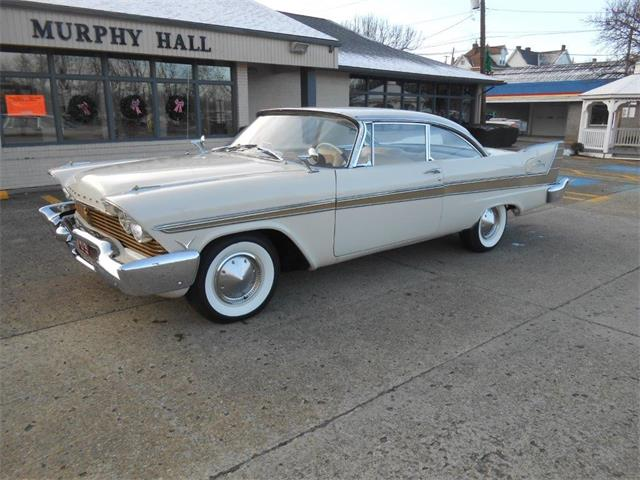 Picture of Classic 1957 Plymouth Fury located in Pennsylvania - P3GS