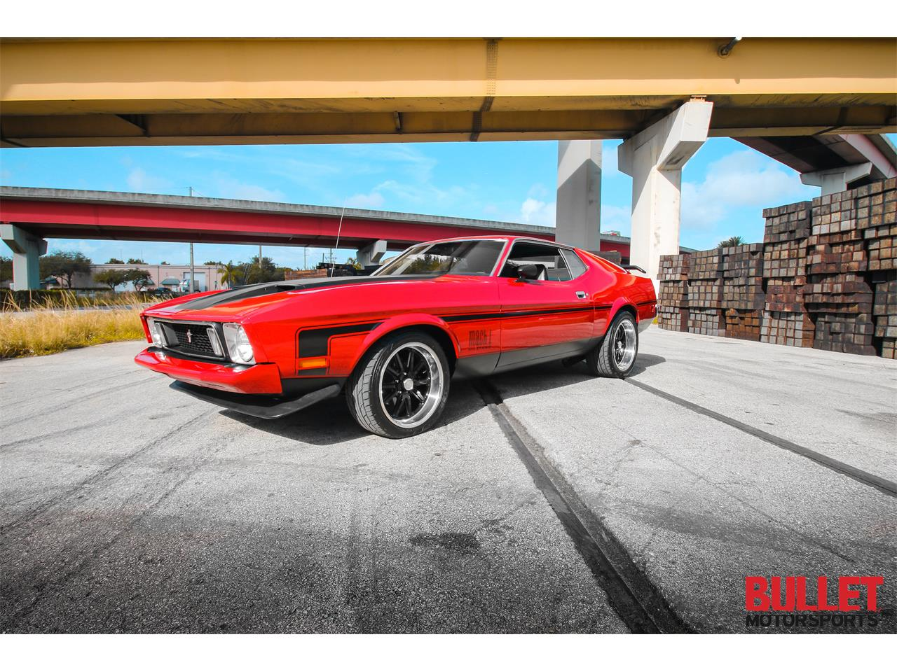Large Picture of '73 Mustang - P9NU