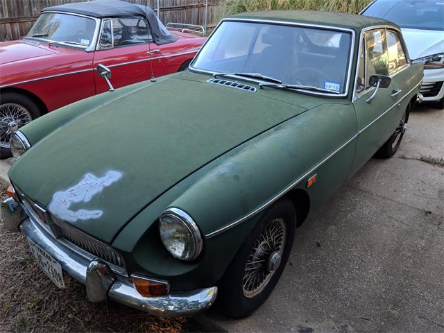 Picture of '69 MGB GT - P3GT