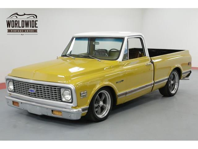 Picture of '71 C10 Offered by  - P9OA