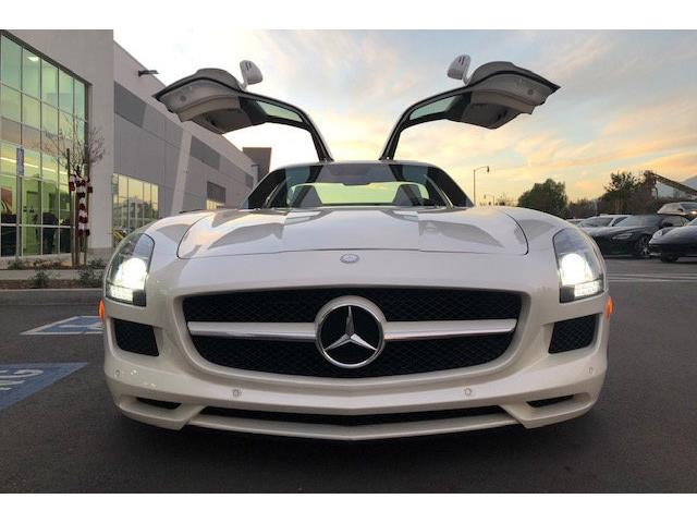 Picture of '11 SLS AMG - P9OH