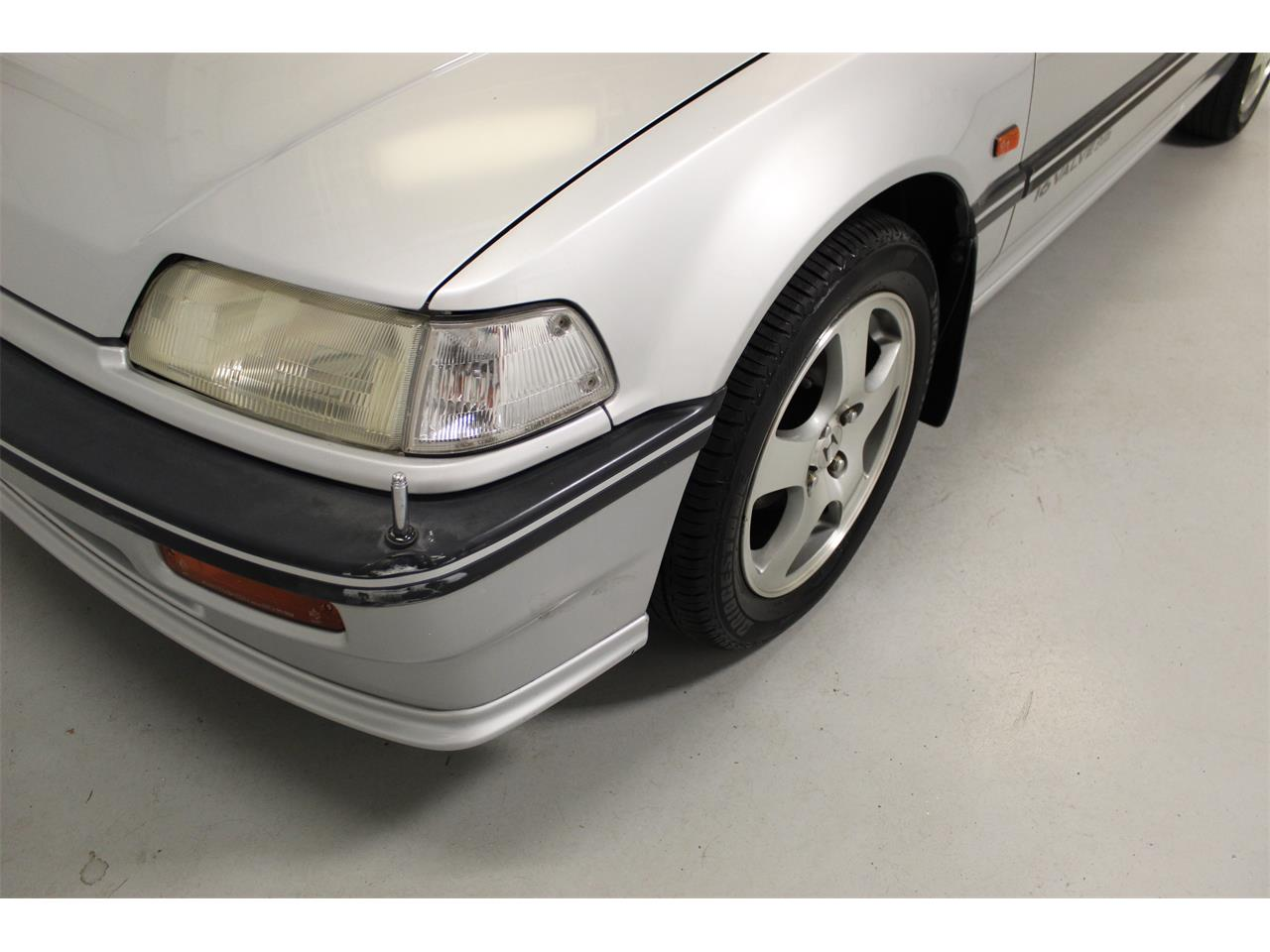 Large Picture of '89 Honda Civic located in Christiansburg Virginia Offered by Duncan Imports & Classic Cars - P9OJ