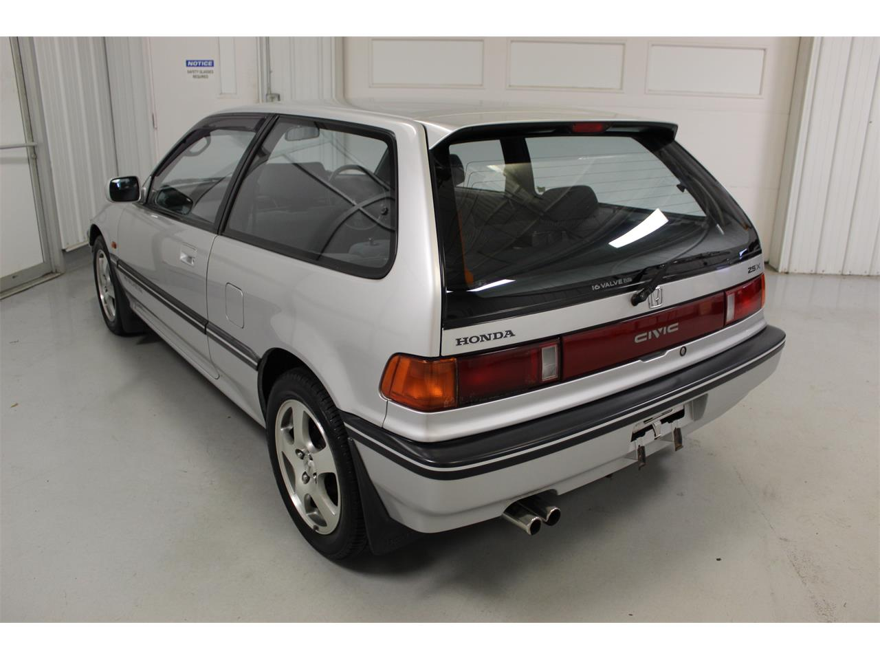 Large Picture of 1989 Civic Offered by Duncan Imports & Classic Cars - P9OJ
