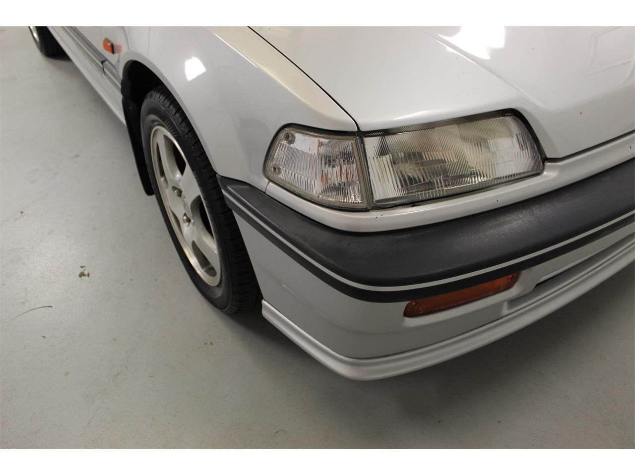 Large Picture of '89 Honda Civic Offered by Duncan Imports & Classic Cars - P9OJ