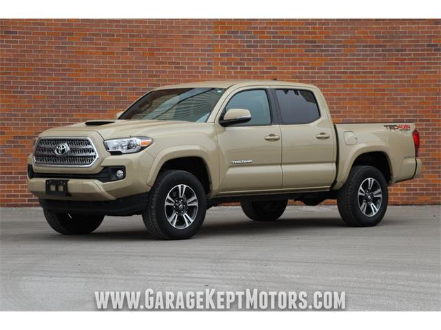 Picture of 2017 Toyota Tacoma located in Grand Rapids Michigan - P9PN