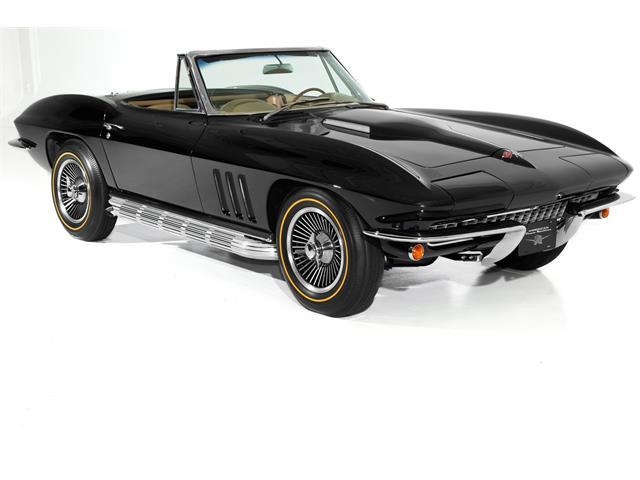 Picture of '66 Corvette - P9QE