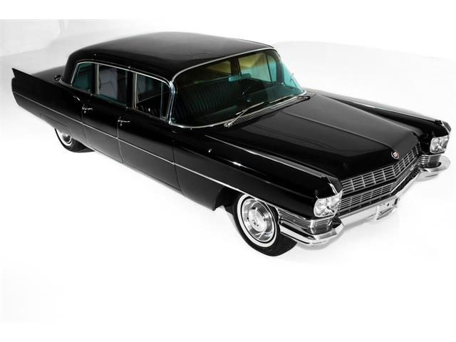 Picture of '65 Fleetwood - P9QF