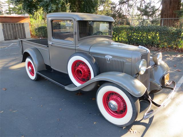 Picture of '34 Pickup - P3H4