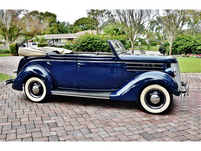 Picture of Classic 1936 Ford Model 68 located in Florida - $34,900.00 - P9R9