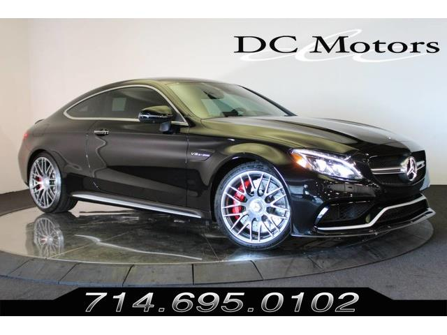 Picture of '18 C-Class located in California - $72,900.00 - P9RS