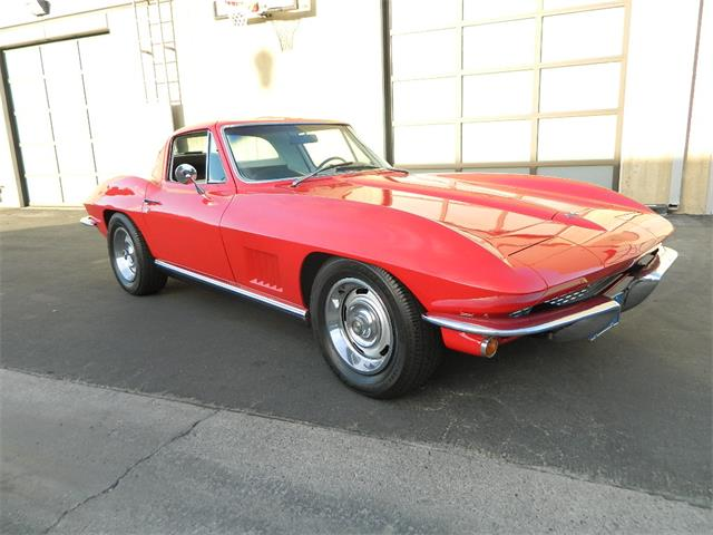 Picture of Classic '67 Chevrolet Corvette located in orange California - P3H7
