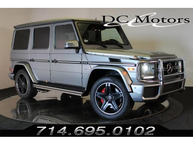 Picture of 2016 G-Class - $108,900.00 - P9RY