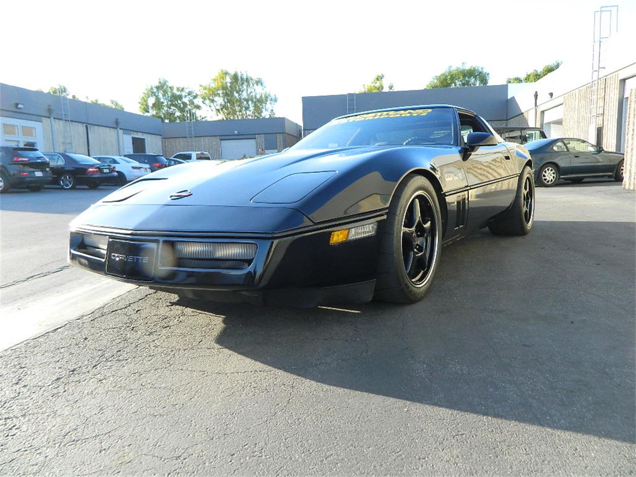 Large Picture of '88 Corvette Auction Vehicle - P3H8