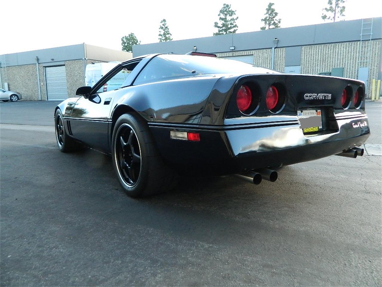 Large Picture of 1988 Corvette located in orange California Offered by Classic Car Marketing, Inc. - P3H8