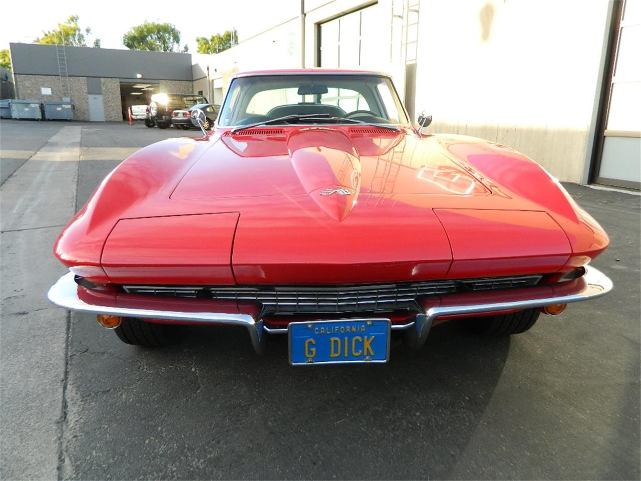Large Picture of '88 Chevrolet Corvette located in California Offered by Classic Car Marketing, Inc. - P3H8