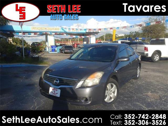 Picture of 2008 Altima located in Tavares Florida Offered by  - P9SC