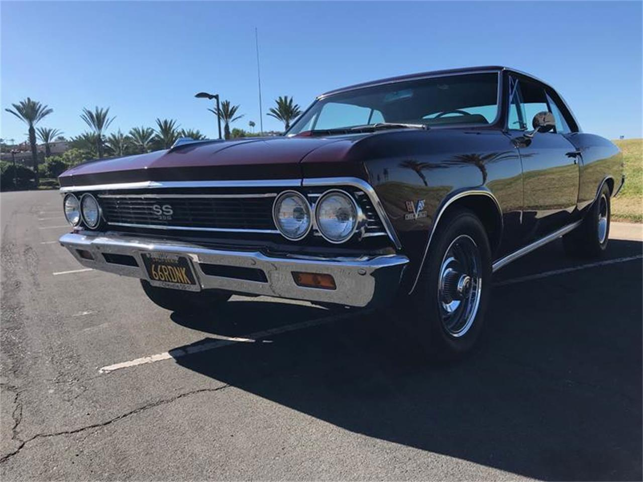Large Picture of '66 Chevelle SS - P9SM