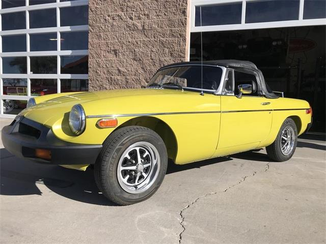 Picture of '77 MGB - P9SP