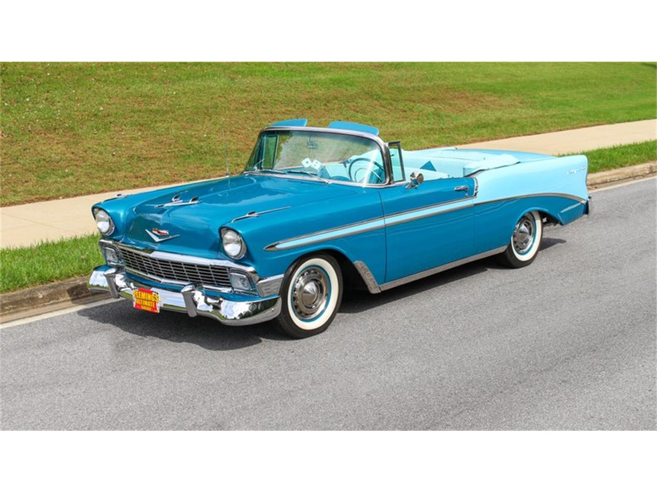 Large Picture of '56 Bel Air - P9SQ