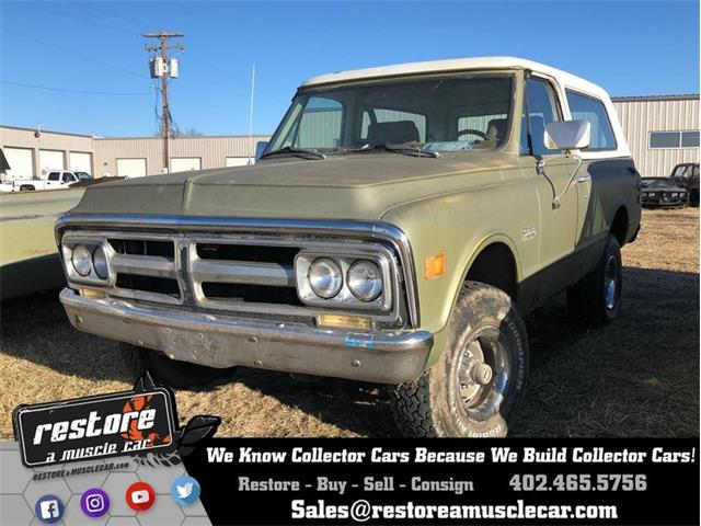 Picture of '72 GMC Jimmy located in Nebraska Offered by  - P9T2