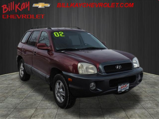 Picture of 2002 Santa Fe - $4,995.00 - P9T4