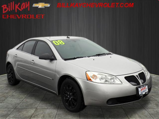 Picture of '08 Pontiac G6 located in Illinois Offered by  - P9T9