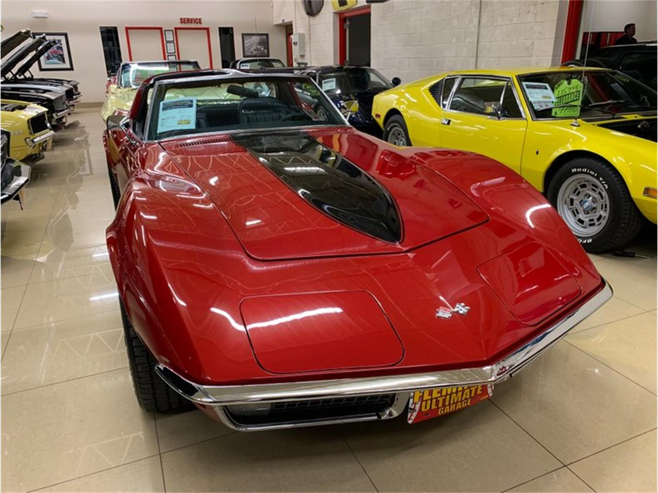 Large Picture of '71 Corvette - P9TA
