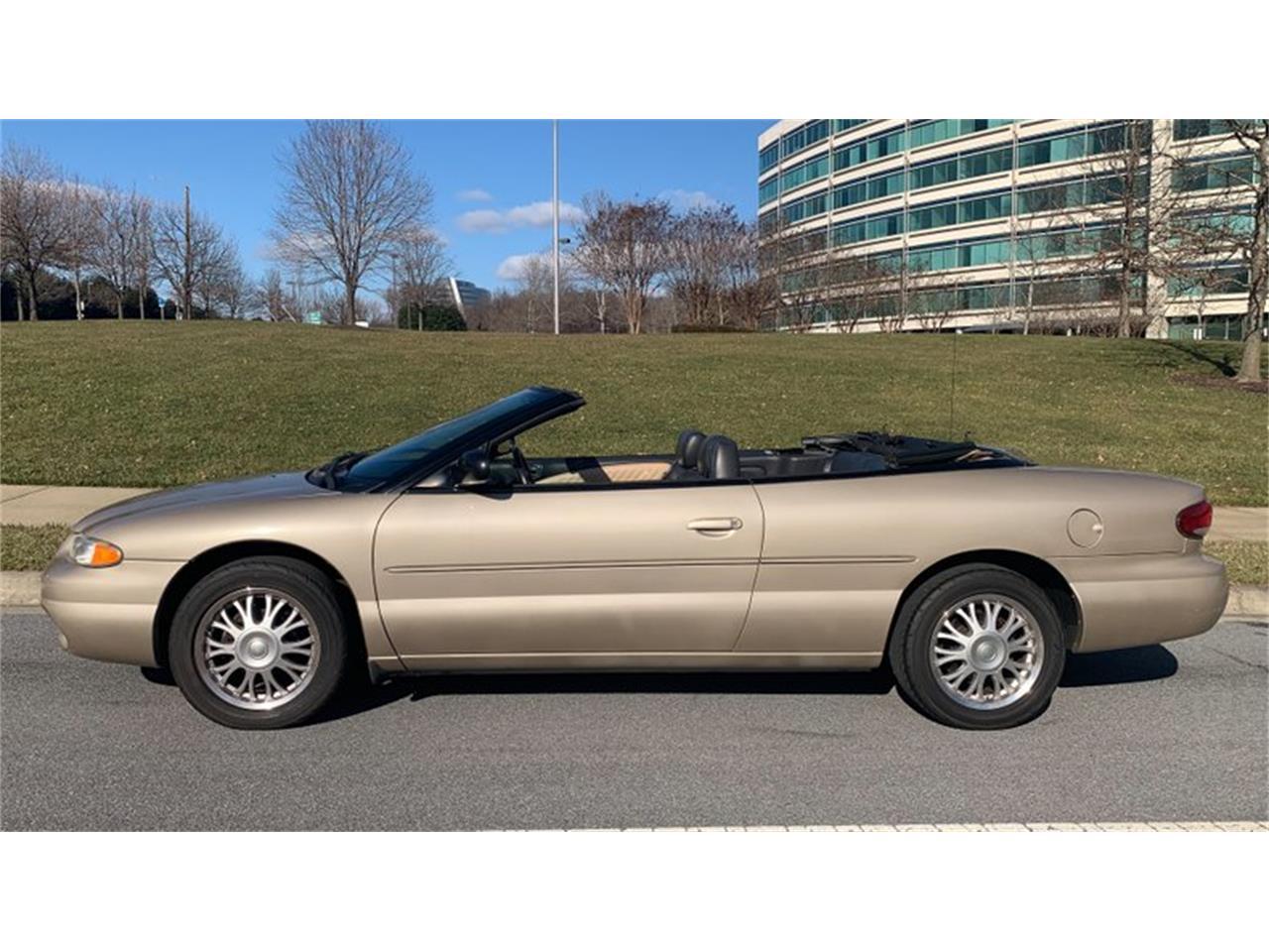 For Sale: 1998 Chrysler Sebring in Rockville, Maryland
