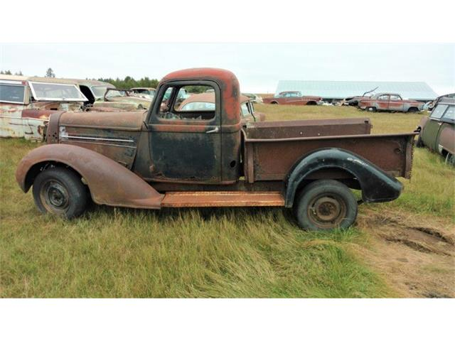 Picture of Classic '37 Dodge 1/2-Ton Pickup - P3HC