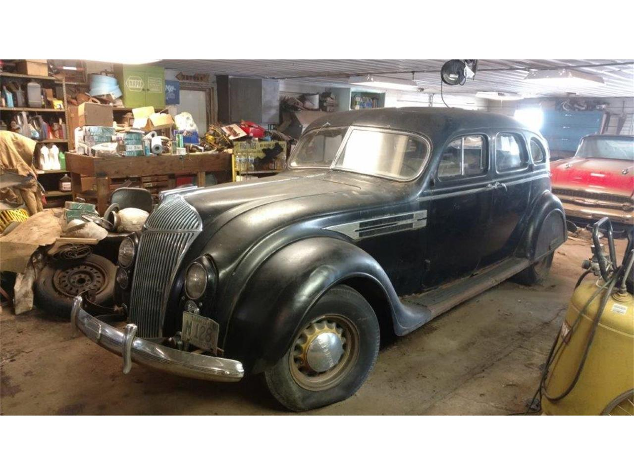 Large Picture of '36 Chrysler Airflow Offered by Dan's Old Cars - P3HE
