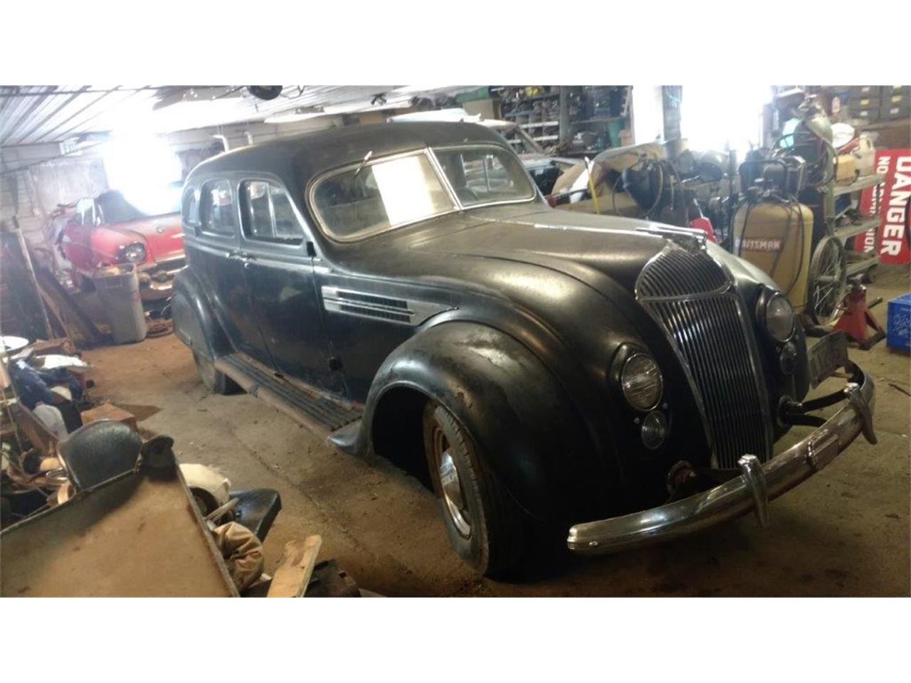 Large Picture of Classic 1936 Airflow located in Parkers Prairie Minnesota - $5,500.00 Offered by Dan's Old Cars - P3HE