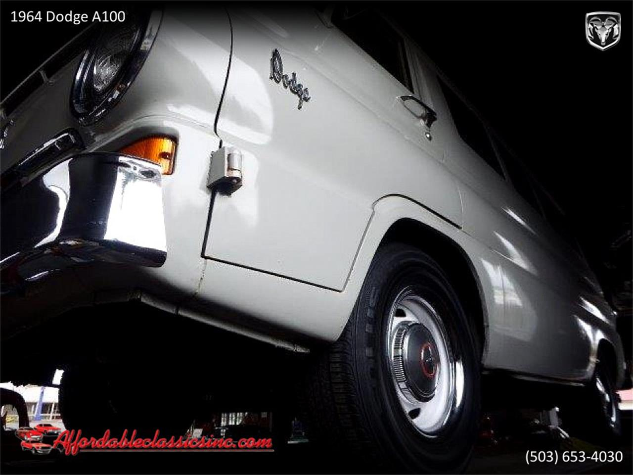 Large Picture of '64 A100 - P9UC