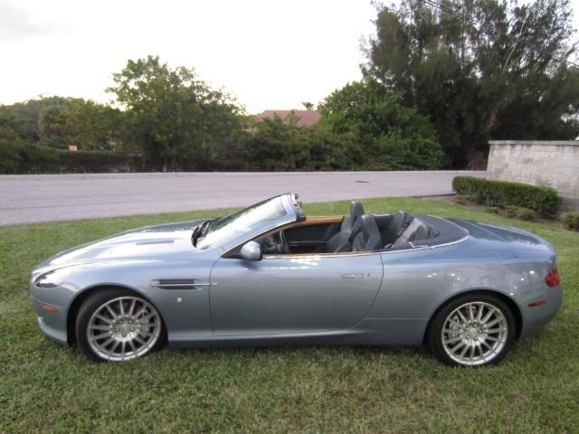 Picture of '06 Aston Martin DB9 located in Delray Beach Florida - $45,800.00 Offered by  - P9UO