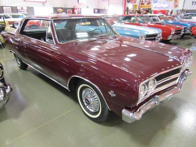 Picture of Classic '65 Chevrolet Chevelle SS - P9US