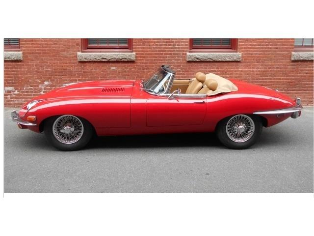 Picture of '69 E-Type - P9UX
