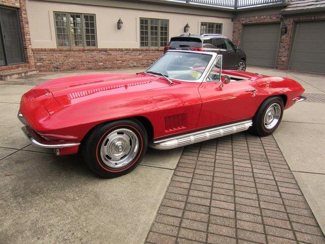 Picture of Classic 1967 Chevrolet Corvette located in Greenwood Indiana - $95,000.00 Offered by  - P9V1